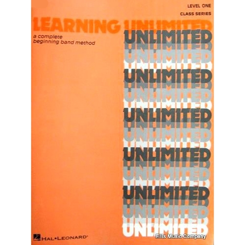 Learning Unlimited - Clarinet, Book 1