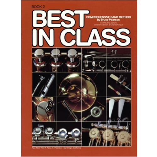 Best in Class - Alto Clarinet, Book 2