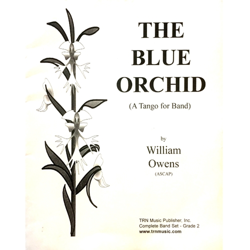 The Blue Orchid