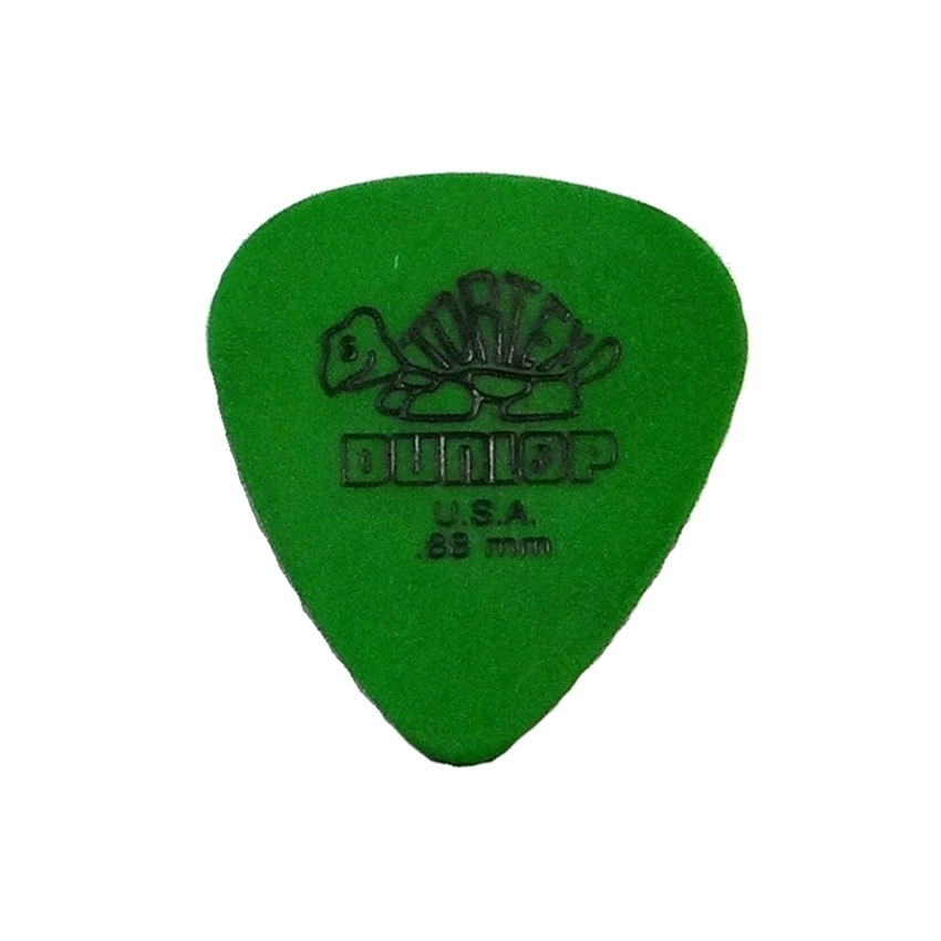 Dunlop Tortex Guitar Pick .88mm (single)