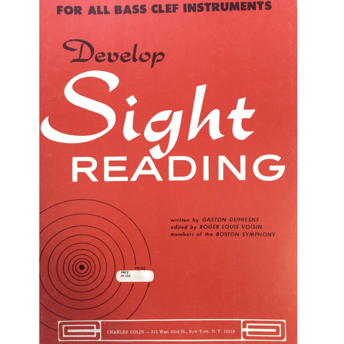 Develop Sight Reading