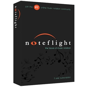 Noteflight® 3-Year Subscription