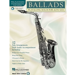 Ballads for Alto Saxophone