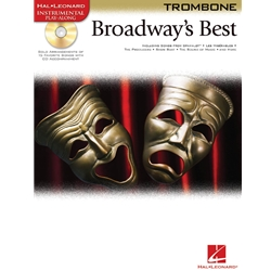 Broadway's Best for Trombone