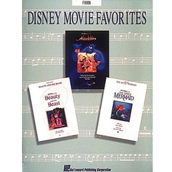 Disney Movie Favorites for French Horn