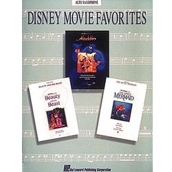 Disney Movie Favorites for Alto Sax