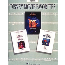 Disney Movie Favorites for Trombone