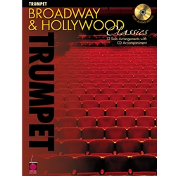 Broadway and Hollywood Classics for Trumpet