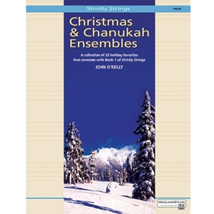 Christmas and Chanukah Ensembles for Violin