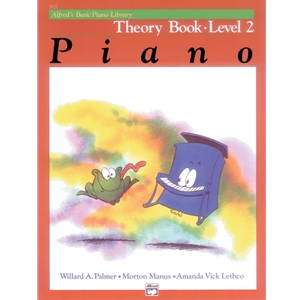 Alfred's Basic Piano Course: Theory Book 2