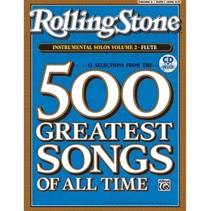 Rolling Stone Magazine's Greatest Songs of All Time for Flute (Vol. 2)