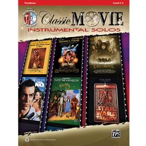 Classic Movie Instrumental Solos for Trombone