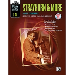 Alfred's Jazz Play-Along Series Vol. 1: Strayhorn & More for Rhythm Section