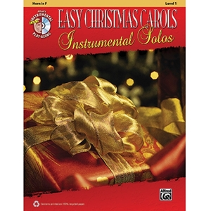 Easy Christmas Carols Instrumental Solos for French Horn