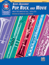 Accent on Achievement Pop, Rock, and Movie Solos for Flute