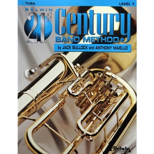 Belwin 21st Century Band Method - Tuba, Level 1