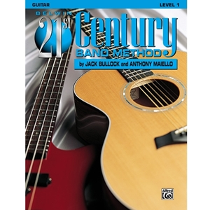Belwin 21st Century Band Method - Guitar, Level 1