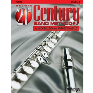 Belwin 21st Century Band Method - Flute, Level 2