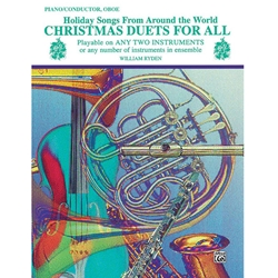 Christmas Duets for All - Piano/Conductor or Oboe