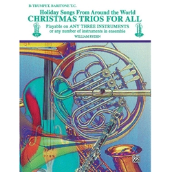 Christmas Trios for All - Trumpet or Baritone T.C.