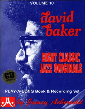 Aebersold Volume 10 - David Baker
