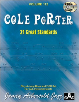 Aebersold Volume 112 - Cole Porter: 21 Great Standards