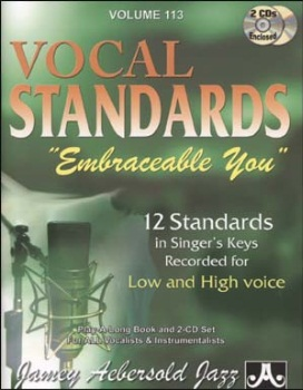 Aebersold Volume 113 - Embraceable You: Ballads for All Singers