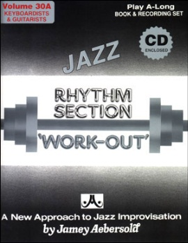 Aebersold Volume 30A - Rhythm Section Workout (Piano & Guitar)