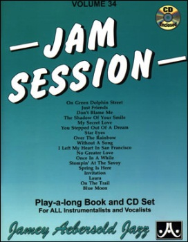 Aebersold Volume 34 - Jam Session