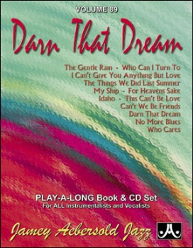 Aebersold Volume 89 - Darn That Dream