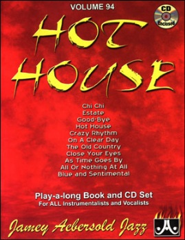 Aebersold Volume 94 - Hot House