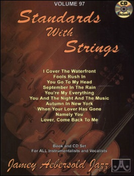 Aebersold Volume 97 - Standards with Strings