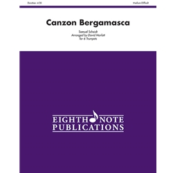 Canzon Bergamasca for 6 Trumpets