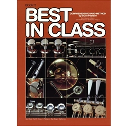 Best in Class - Clarinet, Book 2