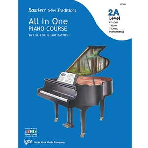 Bastien New Traditions All-in-One Course - Level 2A