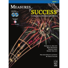 Measures of Success - Piano Accompaniment, Book 1