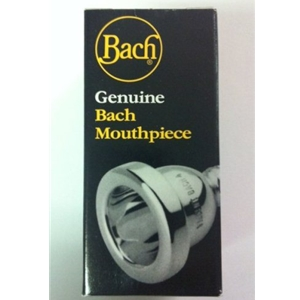 Bach 4G Large Shank Silver-Plated Trombone or Baritone Mouthpiece
