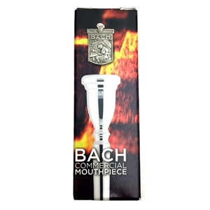 Bach Commercial 7S Silver-Plated Trumpet Mouthpiece