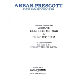 Authentic Excerpts from Arban's Complete Method for Eb and BBb Tuba