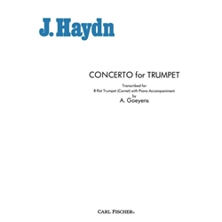 HAYDN - Concerto for Trumpet with Piano Accompaniment