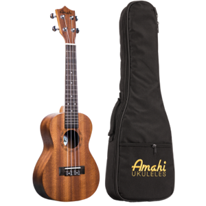 Amahi UK210C Concert Ukulele (with bag)