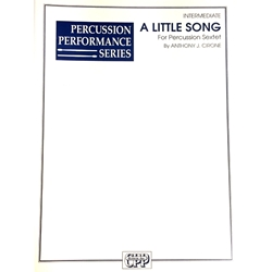 A Little Song for Percussion Sextet