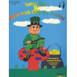 Danny Boy & When Irish Eyes are Smiling - Alto or Bari Sax & Piano