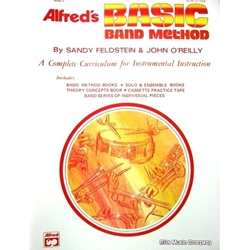 Alfred's Basic Band Method - Percussion (Snare Drum, Bass Drum, Accessory), Book 3