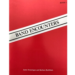 Band Encounters - Trumpet, Book 1