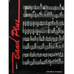 Band Plus - Tenor Saxophone, Book 1