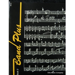 Band Plus - Alto Clarinet, Book 2