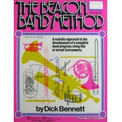 Beacon Band Method - Trombone, Book 1