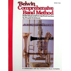 Belwin Comprehensive Band Method - Alto Saxophone, Book 2