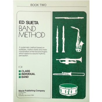 Ed Sueta Band Method for Oboe, Book 2